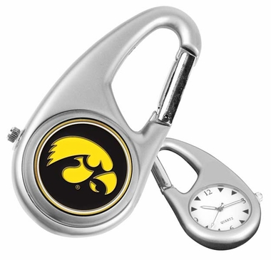 Iowa Carabiner Watch