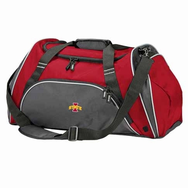 Iowa State Action Duffle (Color: Red)
