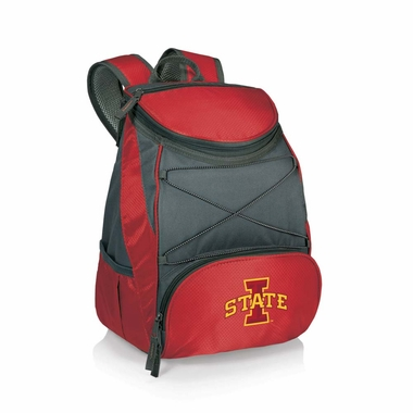 Iowa State PTX Backpack Cooler (Red)
