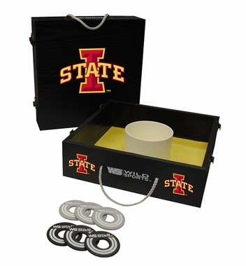 Iowa State Washer Toss Game