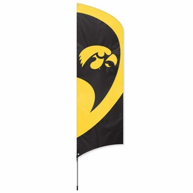 Iowa Tall Team Flag