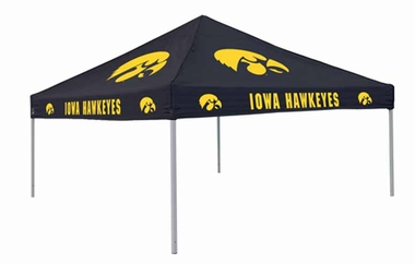 Iowa Team Color Tailgate Tent