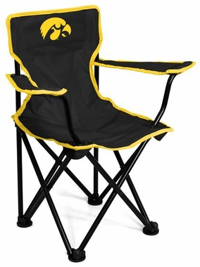 Iowa Toddler Folding Logo Chair