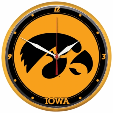 Iowa Wall Clock