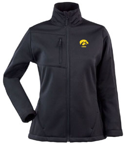 Iowa Womens Traverse Jacket (Color: Black) - Large