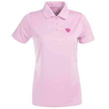 Jacksonville Jaguars Womens Exceed Polo (Color: Pink)