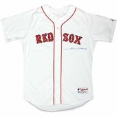 Boston Red Sox Autographed