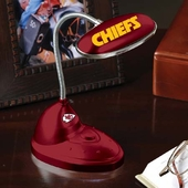 Kansas City Chiefs Lamps