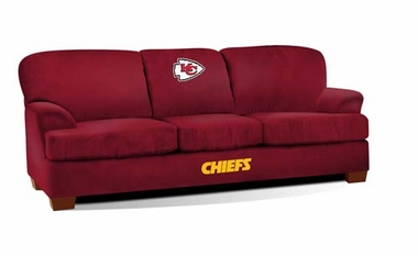 Kansas City Chiefs First Team Sofa