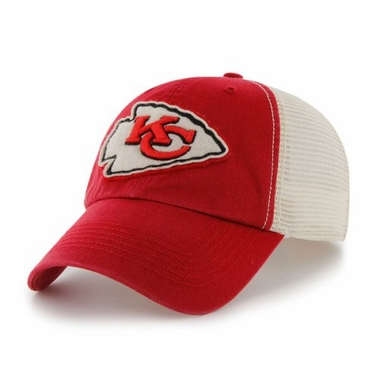 Kansas City Chiefs Stanwyk Slouch FlexFit Hat