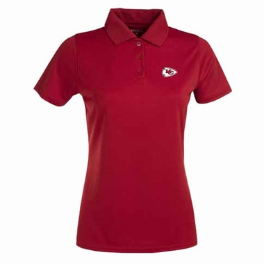 Kansas City Chiefs Womens Exceed Polo (Color: Red)