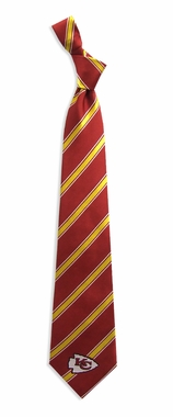 Kansas City Chiefs Woven Poly 1 Necktie