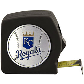 Kansas City Royals Black Tape Measure