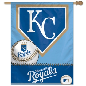 "Kansas City Royals 27""x37"" Banner"