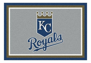 "Kansas City Royals 5'4"" x 7'8"" Premium Spirit Rug"