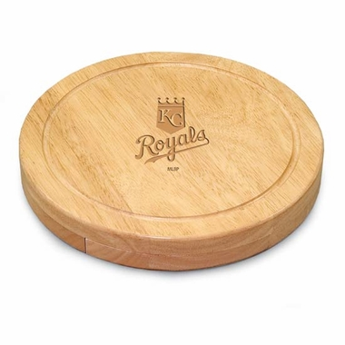 Kansas City Royals Circo Cheese Board