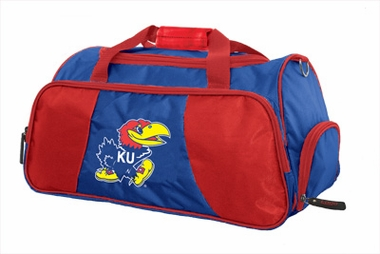Kansas Athletic Duffel