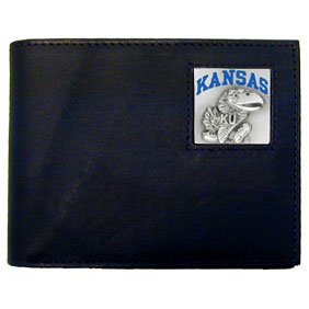 Kansas Leather Bifold Wallet (F)