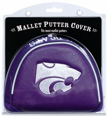 Kansas State Mallet Putter Cover