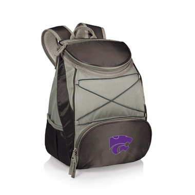 Kansas State PTX Backpack Cooler (Black)