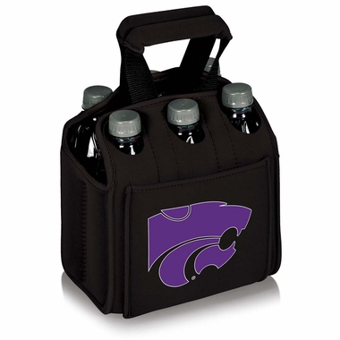 Kansas State Six Pack (Black)