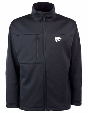 Kansas State Mens Traverse Jacket (Color: Black)