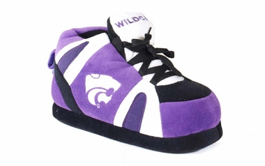 Kansas State Unisex Sneaker Slippers - Large