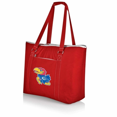Kansas Tahoe Beach Bag (Red)