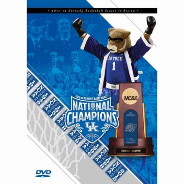 Kentucky 2012 Season DVD