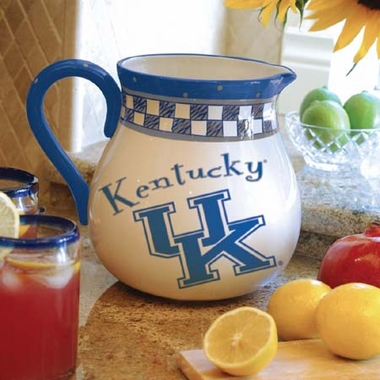 Kentucky Gameday Ceramic Pitcher