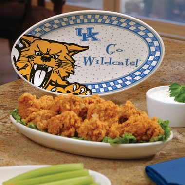 Kentucky Gameday Ceramic Platter