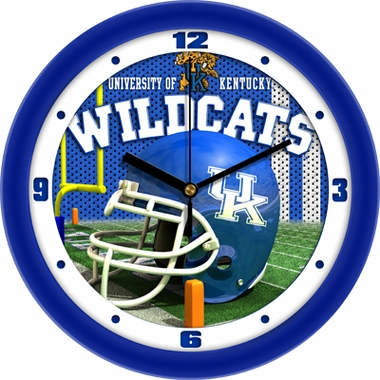 Kentucky Helmet Wall Clock