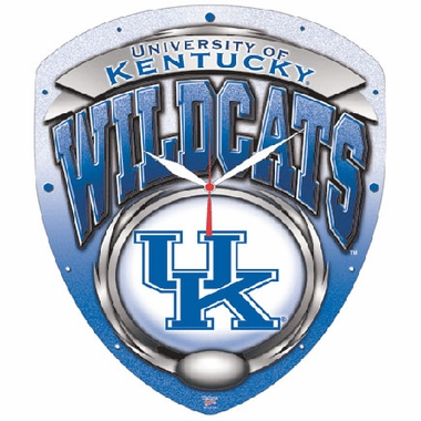 Kentucky High Definition Wall Clock