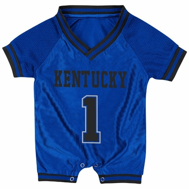 Kentucky Infant Pounce Football Jersey Onesie