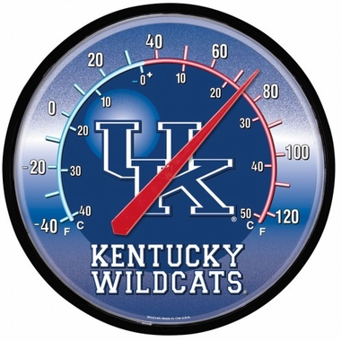 Kentucky Round Wall Thermometer
