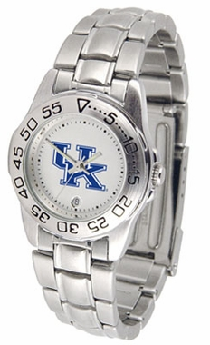 Kentucky Sport Women's Steel Band Watch