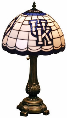 Kentucky Stained Glass Table Lamp