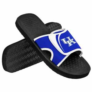 Kentucky Wildcats 2013 Shower Slide Flip Flop Sandals - Large