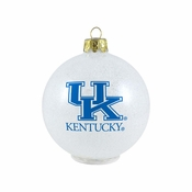 Kentucky Wildcats Ornament - LED Color Changing Ball