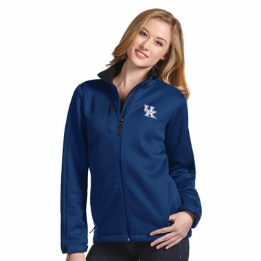 Kentucky Womens Traverse Jacket (Color: Royal) - Small