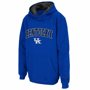 Kentucky YOUTH Automatic Pullover Hooded Sweatshirt