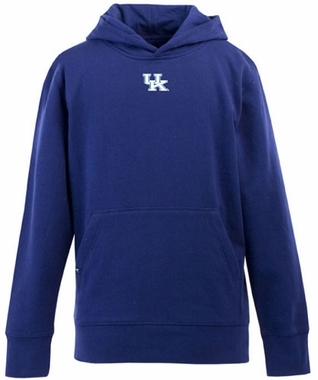 Kentucky YOUTH Boys Signature Hooded Sweatshirt (Color: Royal)