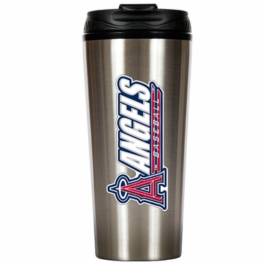 Los Angeles Angels 16 oz. Thermo Travel Tumbler