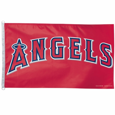 Los Angeles Angels Big 3x5 Flag