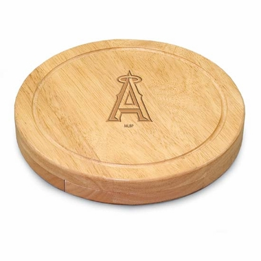 Los Angeles Angels Circo Cheese Board