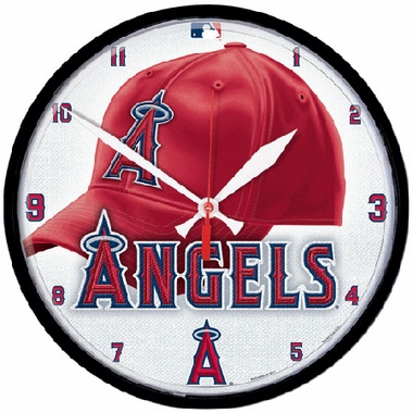 Los Angeles Angels Wall Clock