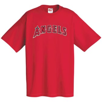 Los Angeles Angels Wordmark T-Shirt