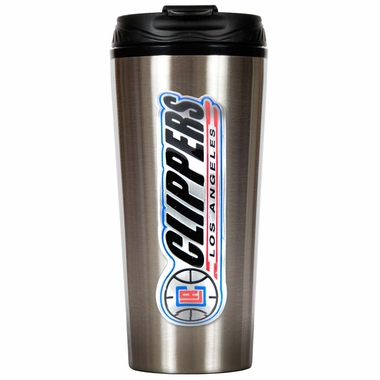 Los Angeles Clippers 16 oz. Thermo Travel Tumbler