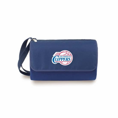 Los Angeles Clippers Blanket Tote (Navy)