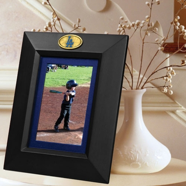 Los Angeles Dodgers BLACK Portrait Picture Frame